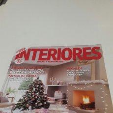 Coleccionismo de Revistas y Periódicos: REVISTA INTERIORES. N ° 142.. Lote 77570583