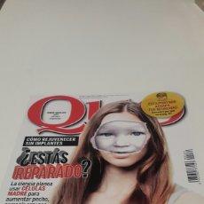 Coleccionismo de Revistas y Periódicos: REVISTA QUO. N ° 184. ENE 2011.. Lote 77581711