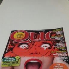 Coleccionismo de Revistas y Periódicos: REVISTA QUO. N ° 187 ABR 2011.. Lote 77581894