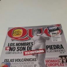 Coleccionismo de Revistas y Periódicos: REVISTA QUO. N ° 195. DIC 2011.. Lote 77585455