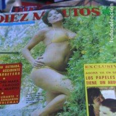 Coleccionismo de Revistas y Periódicos: AGATA LYS SYLVIE VARTAN MARIA JOSE CANTUDO ROSA VALENTY UN DOS TRES SUSANA ESTRADA 1977. Lote 77732837