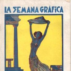 Coleccionismo de Revistas y Periódicos: LA SEMANA GRÁFICA 199 - VALENCIA, MAYO 1930 - SAN VICENTE - EL EMPASTRE -. Lote 77805405