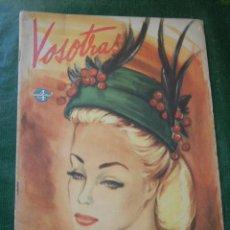 Coleccionismo de Revistas y Periódicos: REVISTA VOSOTRAS N.623 DE 5 SEPTIEMBRE 1947, BUENOS AIRES, ARGENTINA. Lote 78013353