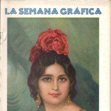 Coleccionismo de Revistas y Periódicos: LA SEMANA GRÁFICA 205 - VALENCIA, JUNIO 1930 - SAGUNTO MORELLA. Lote 78361869
