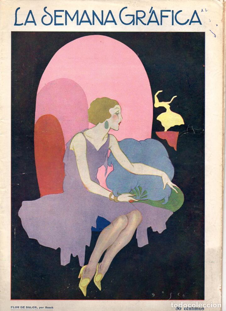LA SEMANA GRÁFICA 170 - VALENCIA, OCTUBRE 1929 - RAFELBUÑOL (Coleccionismo - Revistas y Periódicos Antiguos (hasta 1.939))