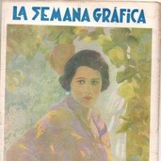 Coleccionismo de Revistas y Periódicos: LA SEMANA GRÁFICA 152 - VALENCIA, JUNIO 1929 - ALTEA. Lote 78362793
