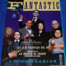 Coleccionismo de Revistas y Periódicos: FANTASTIC MAGAZINE Nº 1 (1992). Lote 78453665