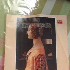 Coleccionismo de Revistas y Periódicos: ANTIGUO SUPLEMENTO PERIDICO ABC BLANCO Y NEGRO MUSE THYSSEN BORNEMISZA FASICULO COLECCIONABLE. Lote 78453673