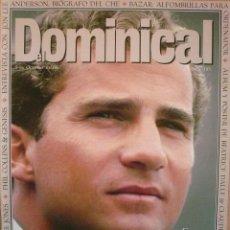 Coleccionismo de Revistas y Periódicos: DOMINICAL / 5 OCTUBRE 1997 / PORTADA FELIPE DE BORBÓN. Lote 78529641
