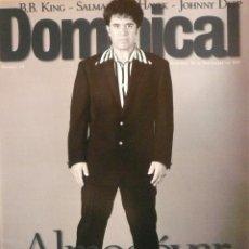 Coleccionismo de Revistas y Periódicos: DOMINICAL / 24 SEPTIEMBRE 1995 / PORTADA ALMODOVAR. Lote 78531109