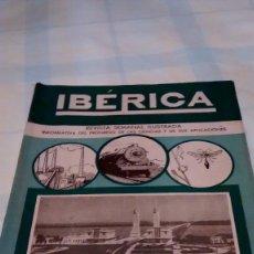 Coleccionismo de Revistas y Periódicos: REVISTA IBERICA NUMERO 79, AÑO 1946,. Lote 78533997