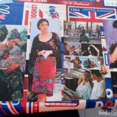 Coleccionismo de Revistas y Periódicos: RECORTES DEMI MOORE. Lote 78687793