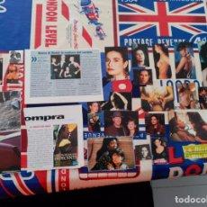 Coleccionismo de Revistas y Periódicos: RECORTES DEMI MOORE . Lote 78687817