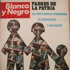 Coleccionismo de Revistas y Periódicos: BLANCO Y NEGRO / 12 JULIO 1979 / ESPECIAL: SAN FERMIN SANGRIENTO. Lote 79025773