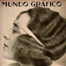 Coleccionismo de Revistas y Periódicos: MUNDO GRÁFICO Nº 662 - 9 JULIO 1924 - VIOLETTE DOLLY. Lote 79139113