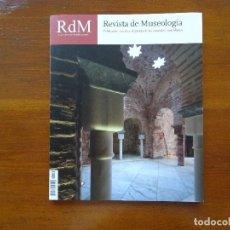 Coleccionismo de Revistas y Periódicos: REVISTA DE MUSEOLOGÍA, 55, AÑO 2012. Lote 79162701