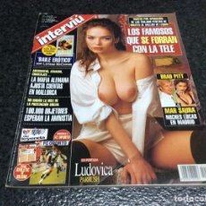 Collection Magazines and Newspapers - INTERVIU Nº 1127 LUDOVICA RARRUSH. BRAD PITT , MAR SAURA - 79278725
