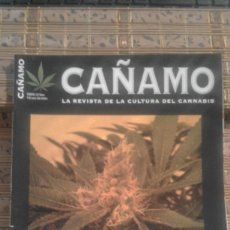 Coleccionismo de Revistas y Periódicos: CÁÑAMO Nº 123 - MARZO 2008. Lote 79639305