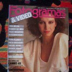 Coleccionismo de Revistas y Periódicos: REVISTA FOTOGRAMAS / MARISOL, PEPA FLORES, ANA BELEN, IMANOL ARIAS.... Lote 79641081
