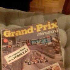 Coleccionismo de Revistas y Periódicos: TOMO I GRAND PRIX INTERNACIONAL . Lote 79815078