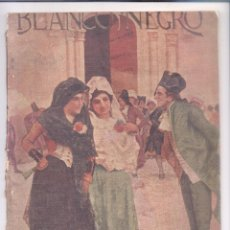 Coleccionismo de Revistas y Periódicos: REVISTA BLANCO Y NEGRO, NÚMERO 1519, 27 DE JUNIO DE 1920. RELATO DE WENCESLAÓ FERNÁNDEZ FLÓREZ . Lote 79849269