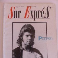 Coleccionismo de Revistas y Periódicos: SUR EXPRÉS, REVISTA MOVIDA MADRILEÑA POSMODERNA, Nº 8. Lote 79917641