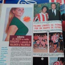 Coleccionismo de Revistas y Periódicos: ARTICULO PALOMO LINARES. Lote 80025305