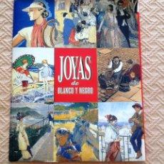Coleccionismo de Revistas y Periódicos: CARPETA COLECCION DE LÁMINAS JOYAS DEL BLANCO Y NEGRO- 12- FIRMAS CONOCIDAS- MUY BUEN ESTADO-. Lote 80111081