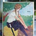 Coleccionismo de Revistas y Periódicos: Antigua revista erótica FLIRT nº 82. 30 agosto 1923. Década de los años 20 ARTE 1920 ilustración. Lote 80118453