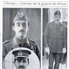Coleccionismo de Revistas y Periódicos: MUNDO GRÁFICO Nº 606 - FRANCISCO FRANCO COMANDANTE DE INFANTERÍA (13 JUNIO 1923). Lote 80170685