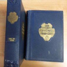Coleccionismo de Revistas y Periódicos: THE NATIONAL GEOGRAPHIC MAGAZINE AÑO 1930 COMPLETO EN 2 TOMOS FANTÁSTICAMENTE ENCUADERNADOS. Lote 80308041