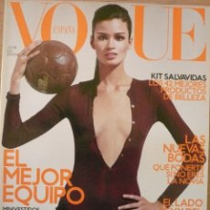 Coleccionismo de Revistas y Periódicos: VOGUE - ESPAÑA / Nº 172 / JULIO 2002. Lote 80338789