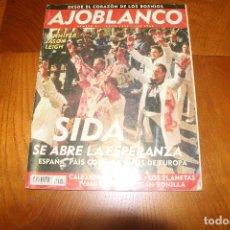 Coleccionismo de Revistas y Periódicos: AJOBLANCO 84 ABRIL 1996. Lote 80342605