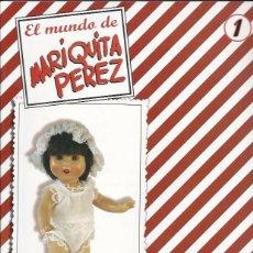 Coleccionismo de Revistas y Periódicos: REVISTA , EL MUNDO DE MARIQUITA PEREZ, Nº1. Lote 80422613