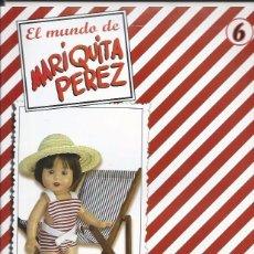 Coleccionismo de Revistas y Periódicos: REVISTA, MARIQUITA PEREZ, Nº6. Lote 80422869