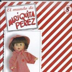 Coleccionismo de Revistas y Periódicos: REVISTA, MARIQUITA PEREZ, Nº8. Lote 80423077