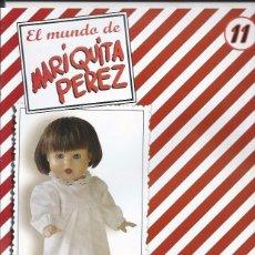 Coleccionismo de Revistas y Periódicos: REVISTA, MARIQUITA PEREZ, Nº11. Lote 80423225