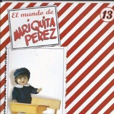 Coleccionismo de Revistas y Periódicos: REVISTA, MARIQUITA PEREZ, Nº13. Lote 80423297