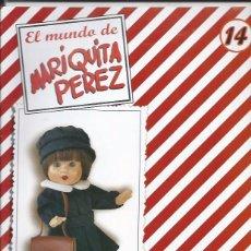 Coleccionismo de Revistas y Periódicos: REVISTA, MARIQUITA PEREZ, Nº14. Lote 80423393