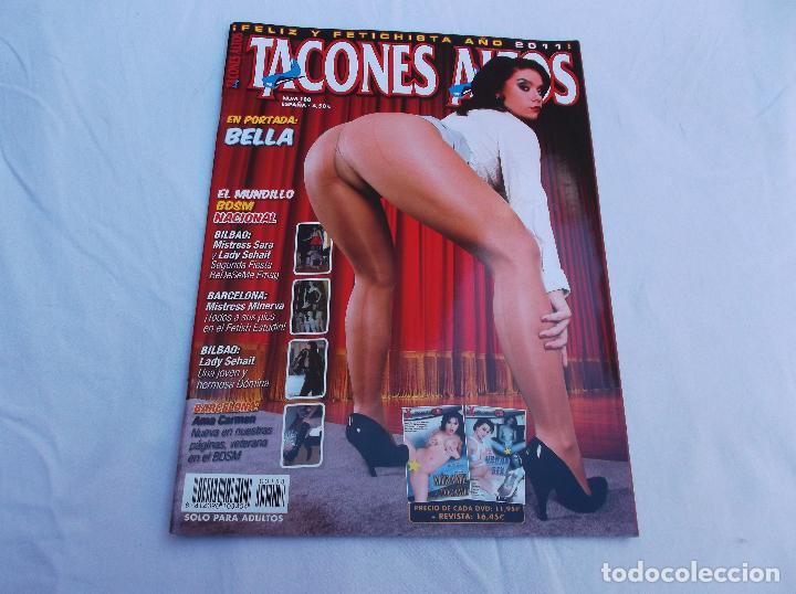 Erotica Altos Nº Para Venta 188Revista Tacones Vendido Adul En ZuiTOPXk