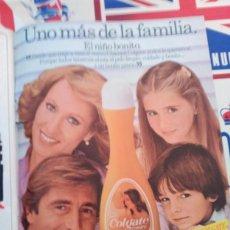 Coleccionismo de Revistas y Periódicos: ANUNCIO CHAMPU COLGATE. Lote 80536765