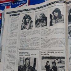 Coleccionismo de Revistas y Periódicos: ARTICULO ANTONIO GARISA PEDRO OSINAGA LA GRAN OCASION. Lote 80679054