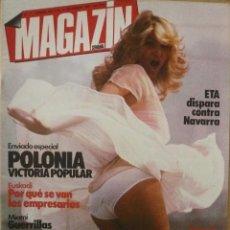 Coleccionismo de Revistas y Periódicos: MAGAZINE / Nº 11 / 4 SEPTIEMBRE 1980 . Lote 80712338