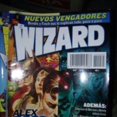 Coleccionismo de Revistas y Periódicos: REVISTA WIZARD ESPAÑOLA 39 NÚMEROS. Lote 81085918
