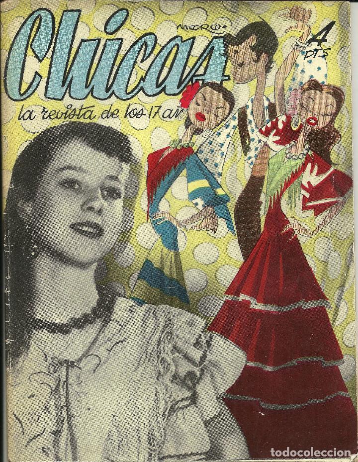 REVISTA CHICAS - LA REVISTA DE LOS 17 AÑOS - Nº 145 - AÑO 1953 (Coleccionismo - Revistas y Periódicos Modernos (a partir de 1.940) - Otros)