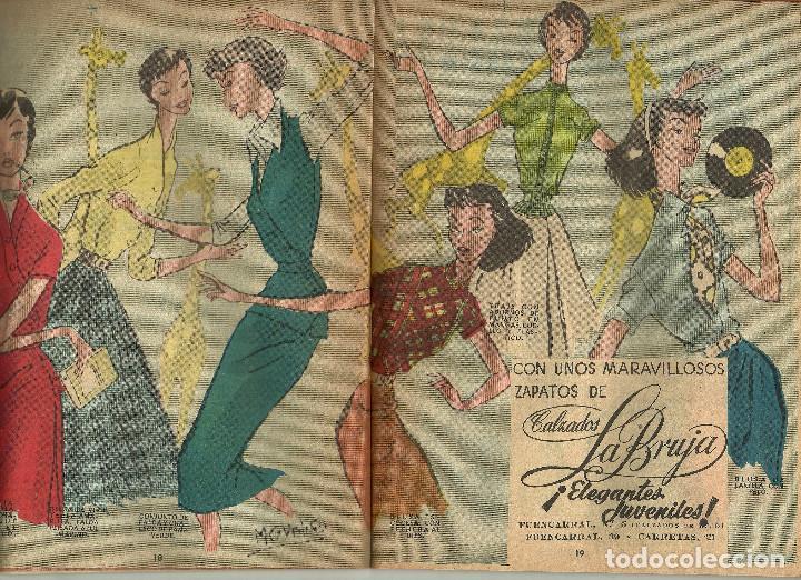 Coleccionismo de Revistas y Periódicos: REVISTA CHICAS - LA REVISTA DE LOS 17 AÑOS - Nº 145 - AÑO 1953 - Foto 4 - 81131064