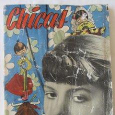 Coleccionismo de Revistas y Periódicos: CHICAS LA REVISTA DE LOS 17 AÑOS. Nº 193. 1954. Lote 81132700