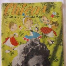 Coleccionismo de Revistas y Periódicos: CHICAS LA REVISTA DE LOS 17 AÑOS. Nº 155. 1953. Lote 81132808