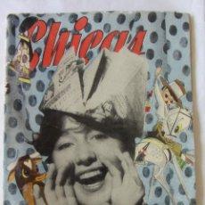 Coleccionismo de Revistas y Periódicos: CHICAS LA REVISTA DE LOS 17 AÑOS. Nº 146. 1953. Lote 81132992