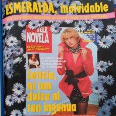 Coleccionismo de Revistas y Periódicos: LETICIA CALDERON ESMERALDA . Lote 81151996
